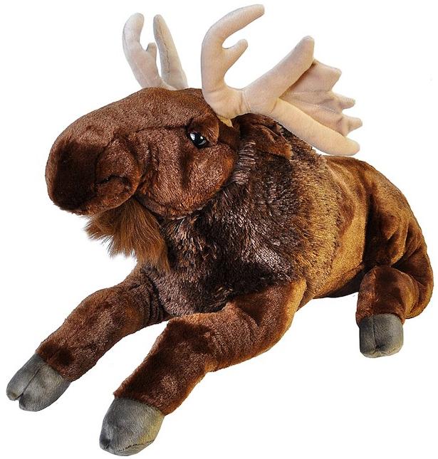 Jumbo elg, 76cm - Wild Republic