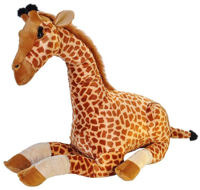 Jumbo Giraf, 76cm - Wild Republic