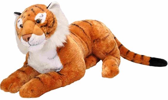 Jumbo Tiger, 76cm - Wild Republic