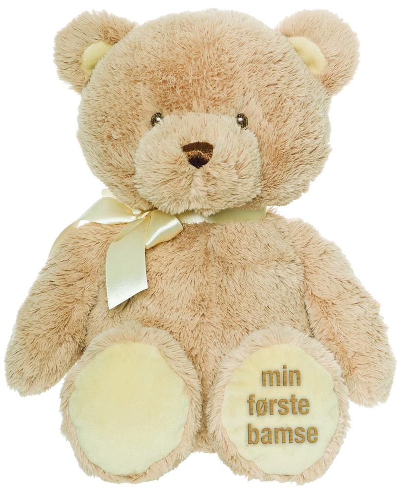 Min Første Bamse - Teddykompaniet