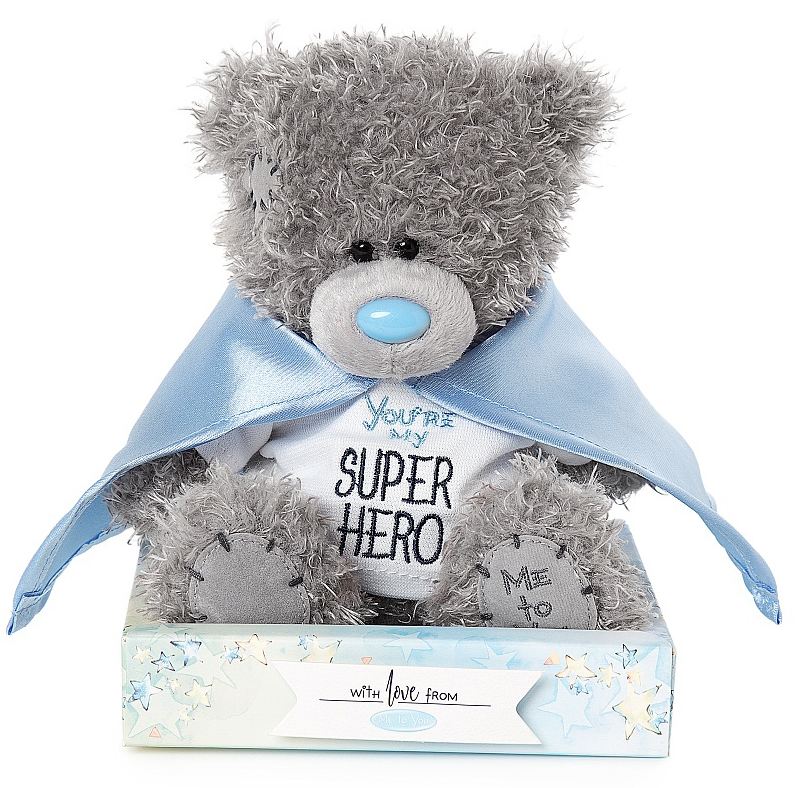 Bamse Superhero, 15cm - Me To You