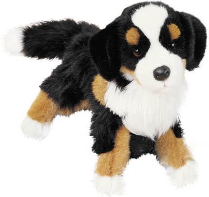 Berner Sennenhund - Douglas tøjdyr