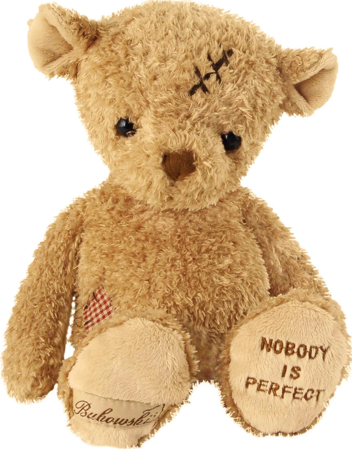 Nobody's Perfect, Bamse - Bukowski Design