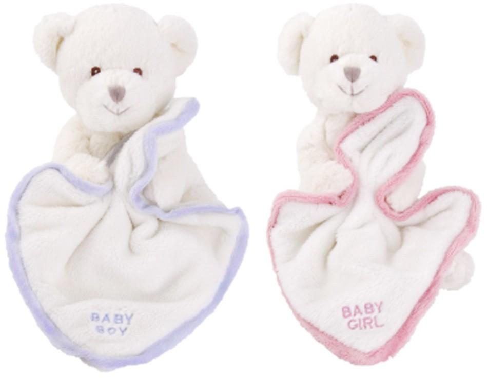 Baby sutteklud - Bukowski Design (Baby Boy (blå))