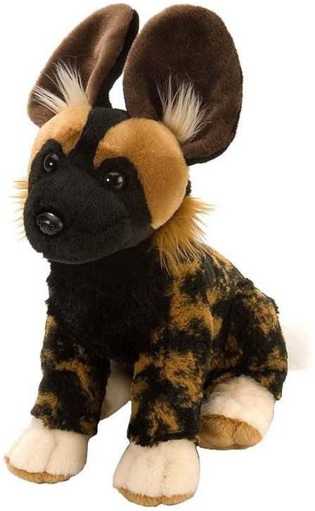 Afrikanske vilde hund, 30cm - Wild Republic