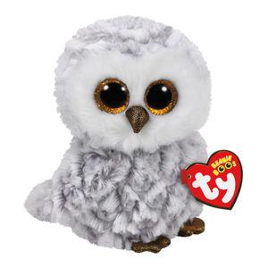Beanie Boos Owlette (Hvit Ugle) - TY Bamser