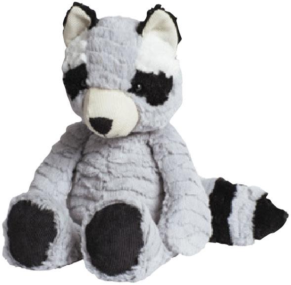 Vaskebjørnen Henri - Molli Toys