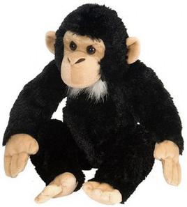 Chimpanse, 30cm - Wild Republic