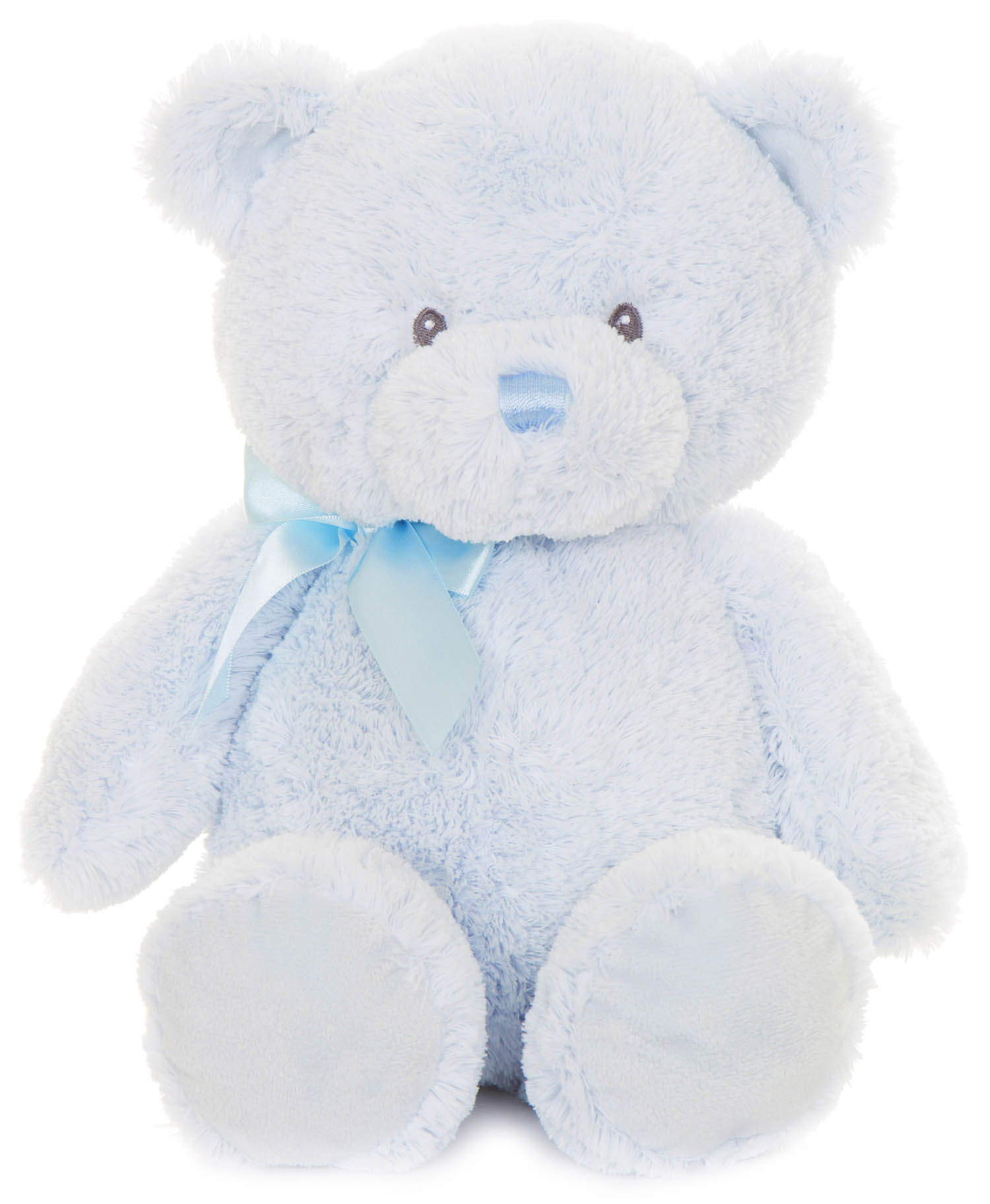Teddy Baby Bear, blå, 39cm - Teddykompaniet