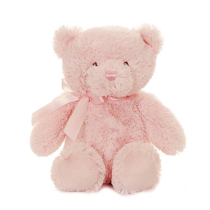 Teddy Baby Bear, lyserød, 28cm - Teddykompaniet