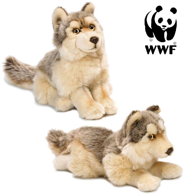 Ulv - WWF (Verdensnaturfonden) (Liggende)