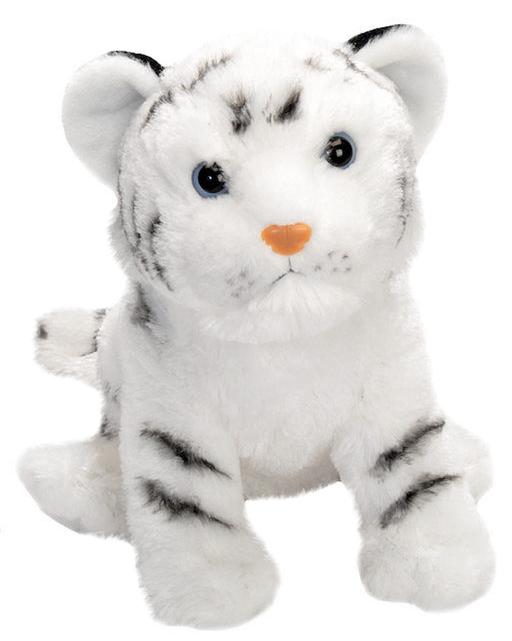 Hvit Tiger, 30cm - Wild Republic