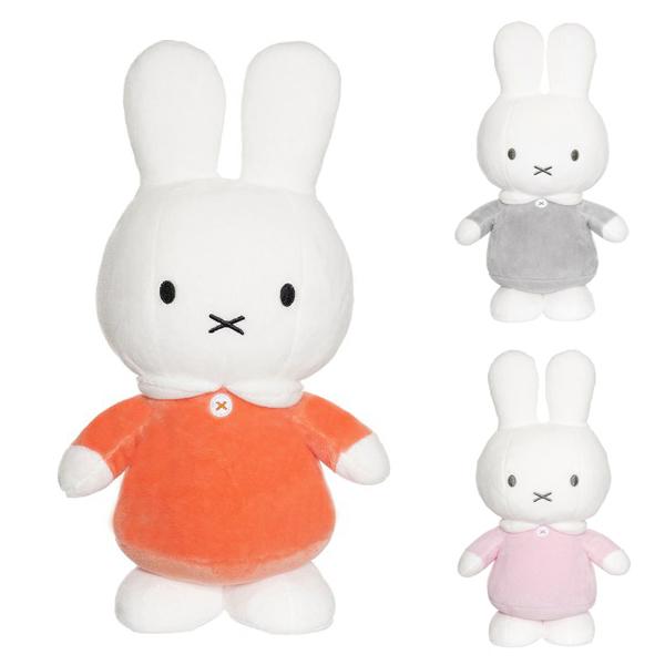 Miffy, Stor - Teddykompaniet (Lyserød kjole)
