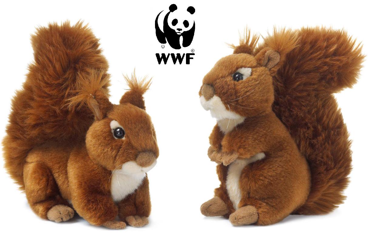 Egern - WWF (Verdensnaturfonden) (Sidder)